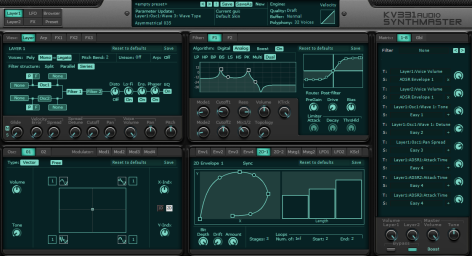 Juce vs VSTGUI 3 x - KVR Audio